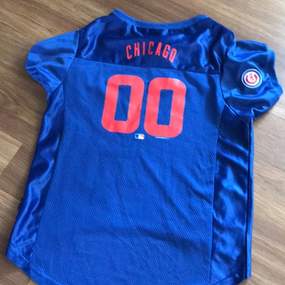 best loved dbeeb 60f11 Cubs Dog Jersey